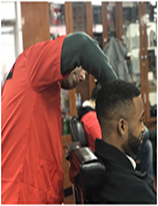 Barber Training Course For Advanced Students : 360 Hours